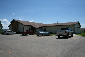 Picture of the Northern Cheyenne Environmental Protection Department Building